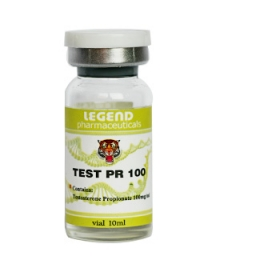 TEST PR 100(Testosterone Propionate 100mg/ml) 5 vial