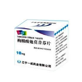 Tamoxifen Citrate 1 box